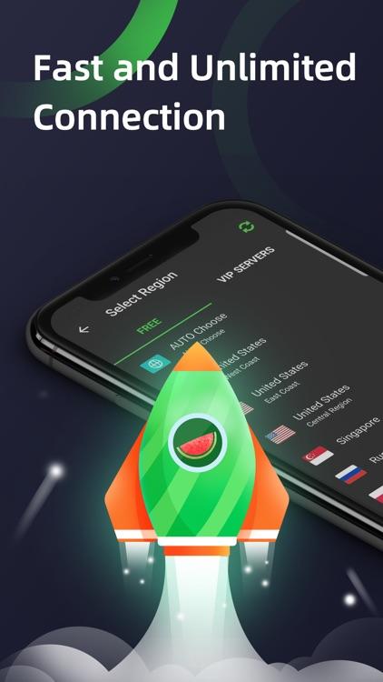 Melon VPN - Easy Fast VPN screenshot-0