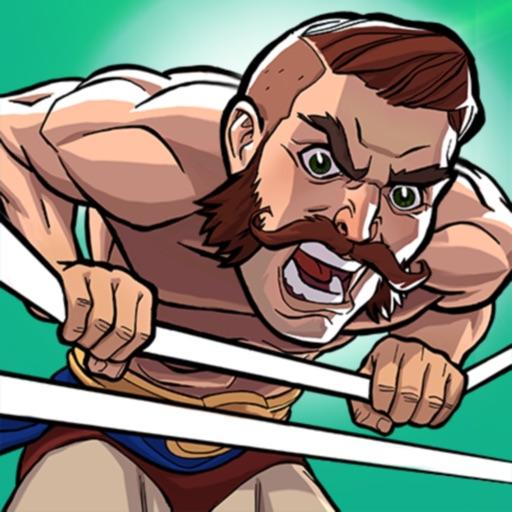 Muscle Hustle - PvP Wrestling