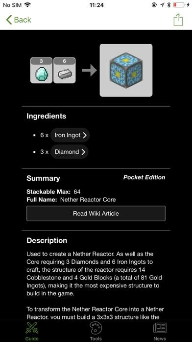 Minecraft Explorer Pro Screenshots