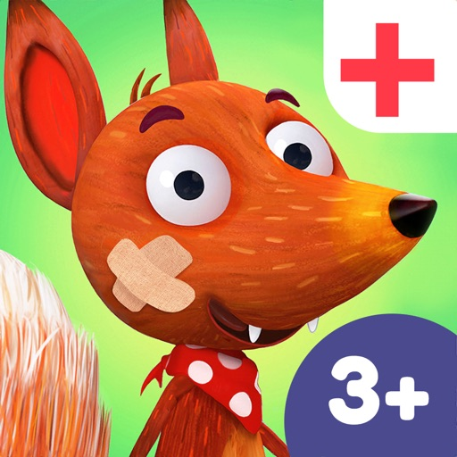 Little Fox Animal Doctor 3D