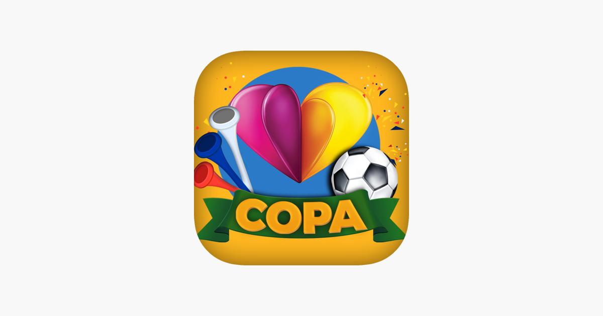 5105c765ddbc9  Copa Passarela dans l'App Store