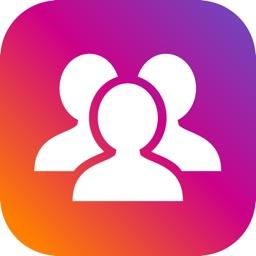 Follower track for Instagram