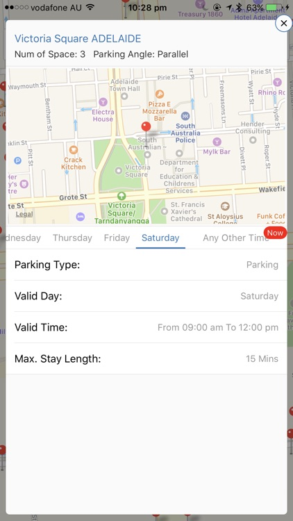 Adelaide Parking Wizard screenshot-0