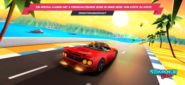 Horizon Chase Screenshot
