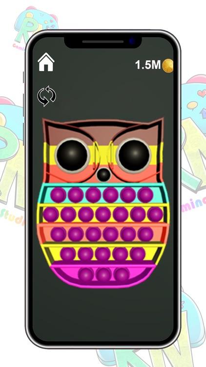 DIY Pop it Fidget toy! ASMR screenshot-3