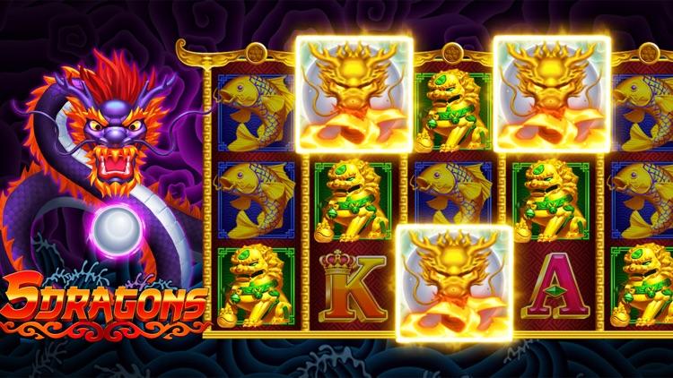Dragon King Fishing Online screenshot-6
