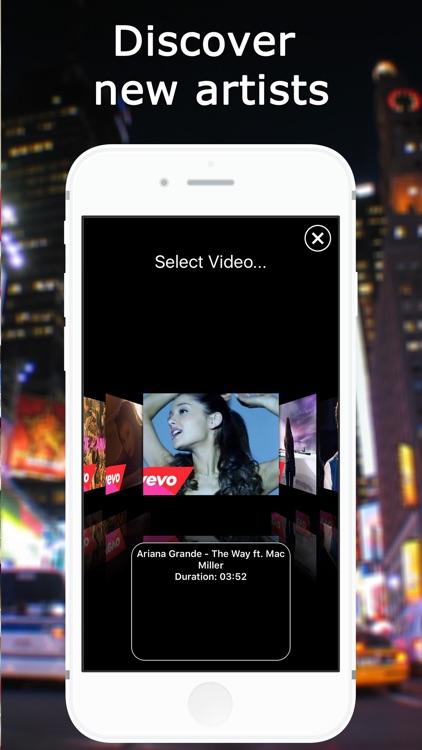 Music TV for YouTube screenshot-3