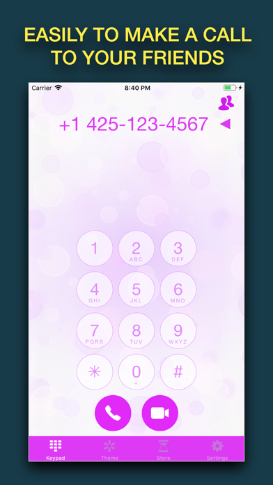 Color Call - Color Call App Screenshot
