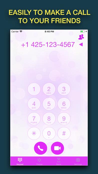 Color Call - Color Call App Screenshot