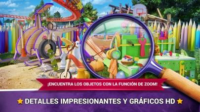 Objeto Oculto Parque InfantilCaptura de pantalla de2