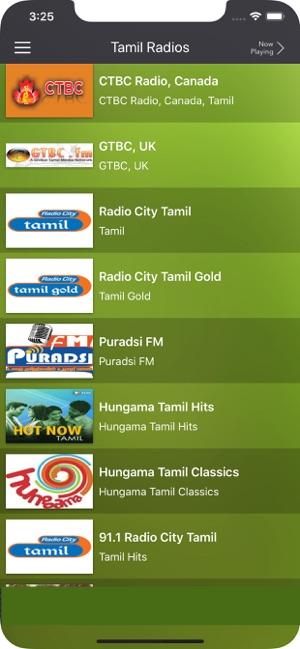 Tamil Radio FM - Tamil Songs on the App Store