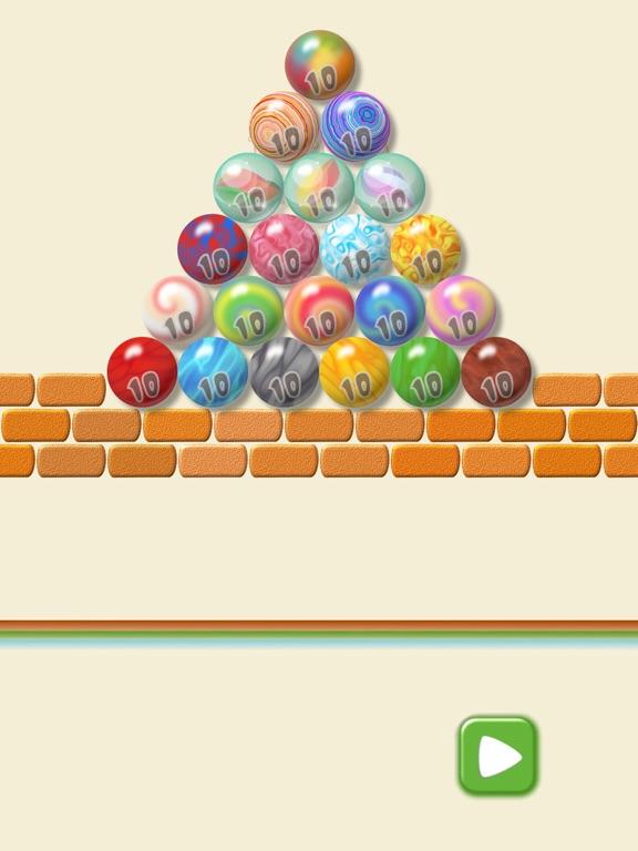21 Марблы - головоломка на iPad