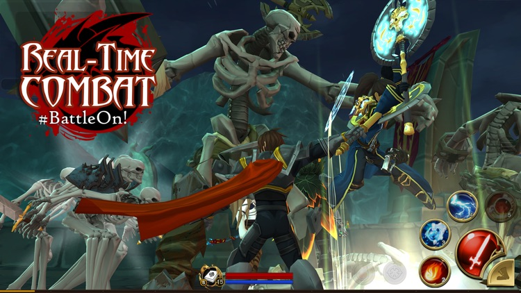 AdventureQuest 3D screenshot-0