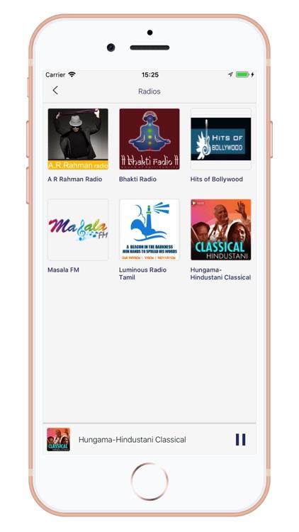 India Radios - AM/FM screenshot-4