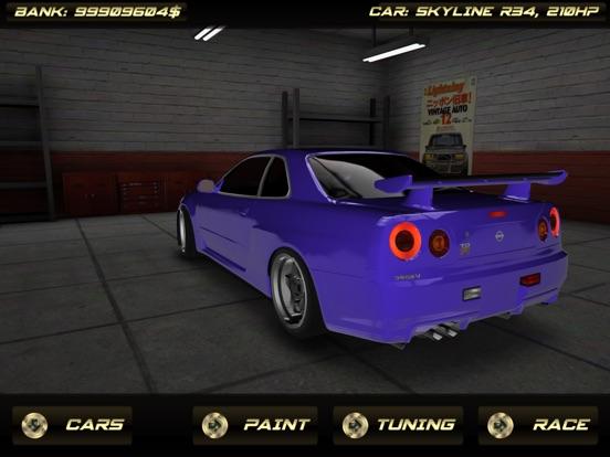 SNR Drift Racing для iPad