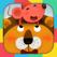 狮子和老鼠 - 儿童音乐创意游戏