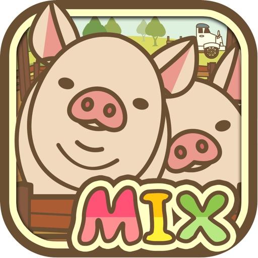 养猪场MIX app icon图