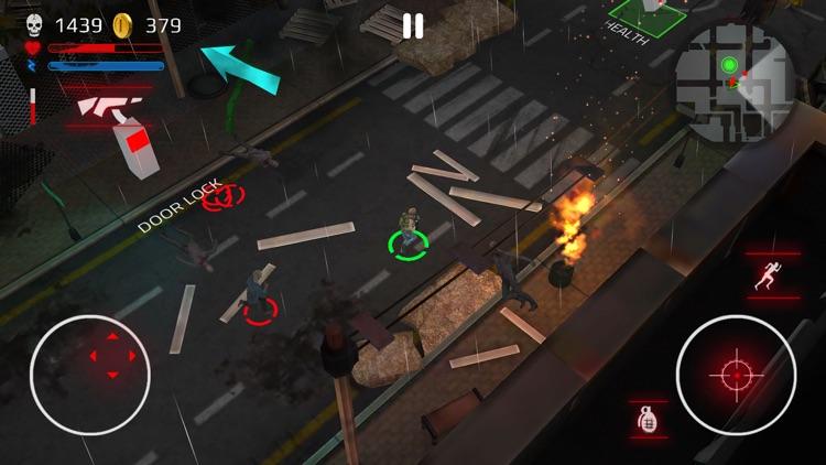 Dead Outbreak: Zombie Survival screenshot-4