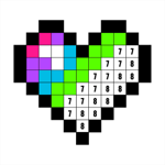 Color by Number:Coloring Games на пк