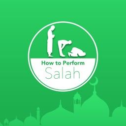 Step By Step Salah - How to perform Salah(Namaz)