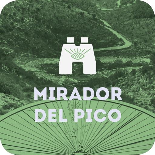 Lookout of Puerto del Pico. Ávila