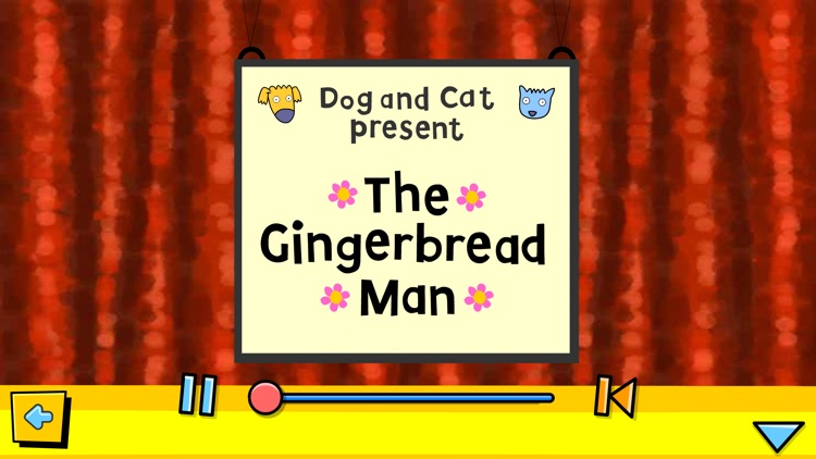 The Gingerbread Man presented by Dog and Cat screenshot-4