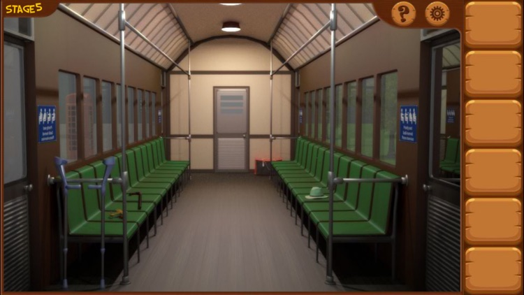 Escape The Subway Station