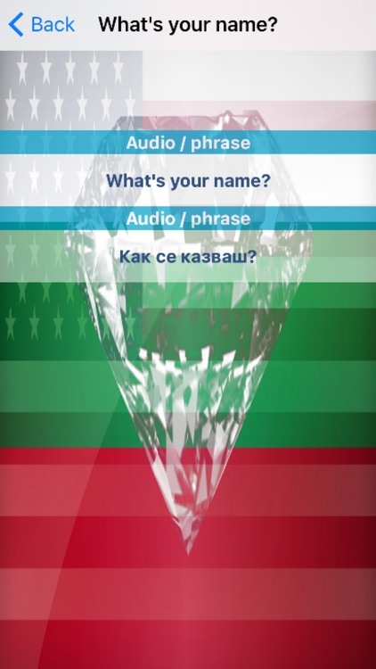 Bulgarian Phrases Diamond 4K Edition
