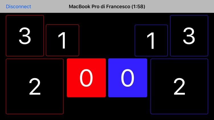 Taekwondo Training Scores screenshot-3