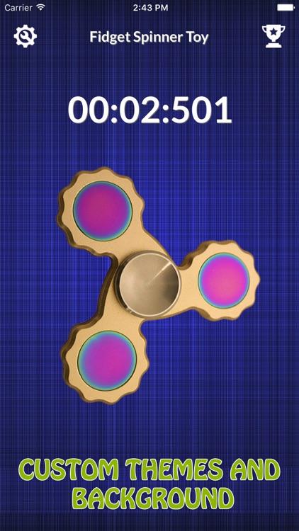 Fidget Spinner Game Toy