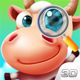 3D Farm City Creator Games