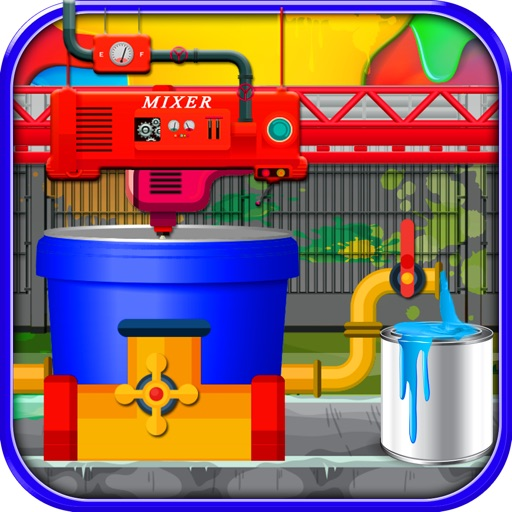 Paint Factory – Coloring Art and Creativity Fun iOS App
