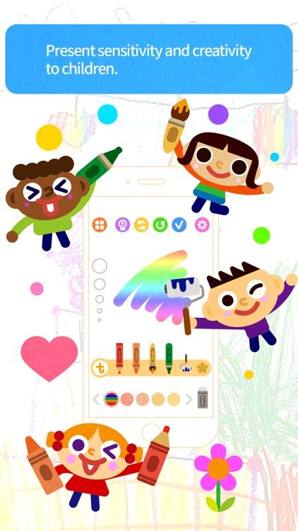 ColoringBook : PaintingZoo screenshot-4