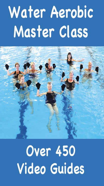Water Aerobics Master Class screenshot-0