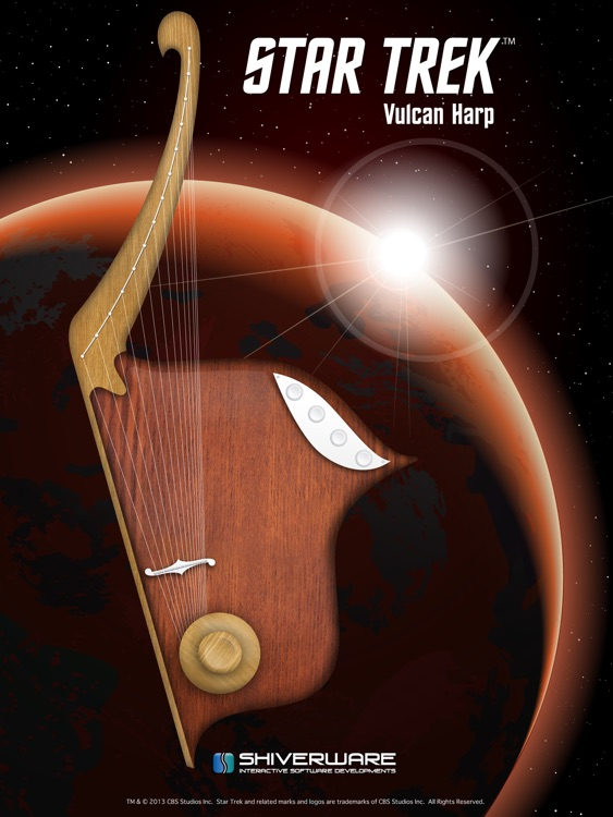 Star Trek™ Vulcan Harp screenshot-1