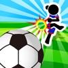 Super Soccer - super goal -