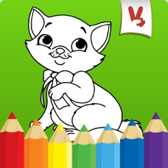 Best Coloring Book Animals 4 For Kids