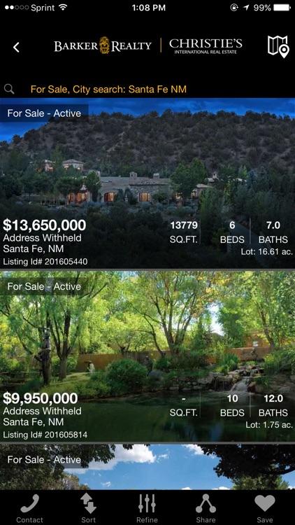 Santa Fe Real Estate Mobile