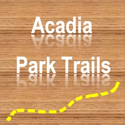Trails of Acadia NP - GPS and Topo Maps for Hiking