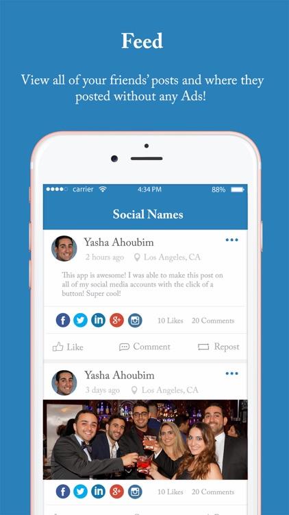 Social Names