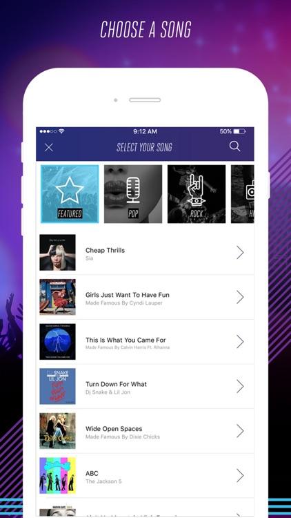 Lip Sync Battle App screenshot-0