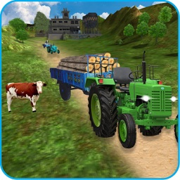Real Farm Tractor Simulation