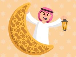 Muslim Greetings - Ramadan & Eid Stickers