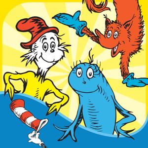Dr. Seuss Treasury — 50 best kids books app