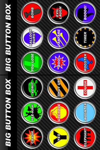 Big Button Box - funny sound effects & loud sounds screenshot 3