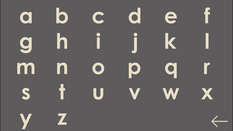 Intro to Letters, by Montessorium screenshot-3