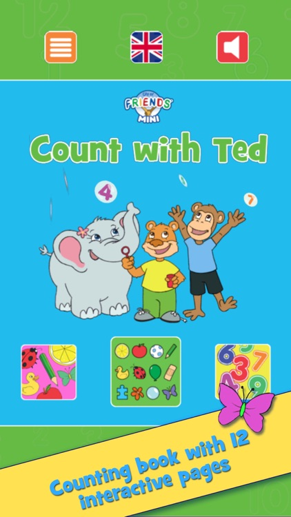 City of Friends – Counting book screenshot-3