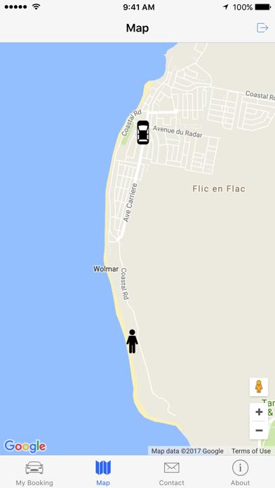 Car Hire Mauritius screenshot one