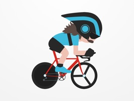 Bike and Mountain Bike Stickers is the iMessage App for all the riders around the world