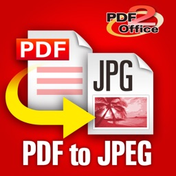 PDF to JPEG by PDF2Office - PDF Converter for iPad